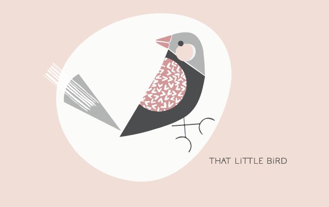 Logo Design for That Little Bird.
