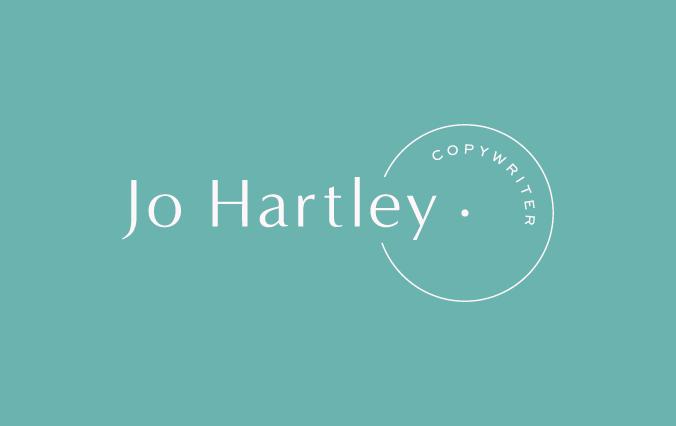 Logo Design for Jo Hartley Copywriter