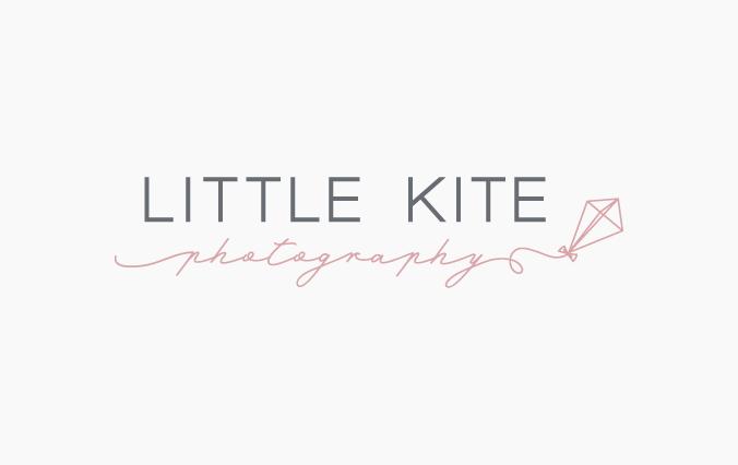 Logo Design fo Little Kite Photography