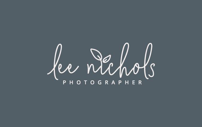 Logo Design for Lee Nichols Photography