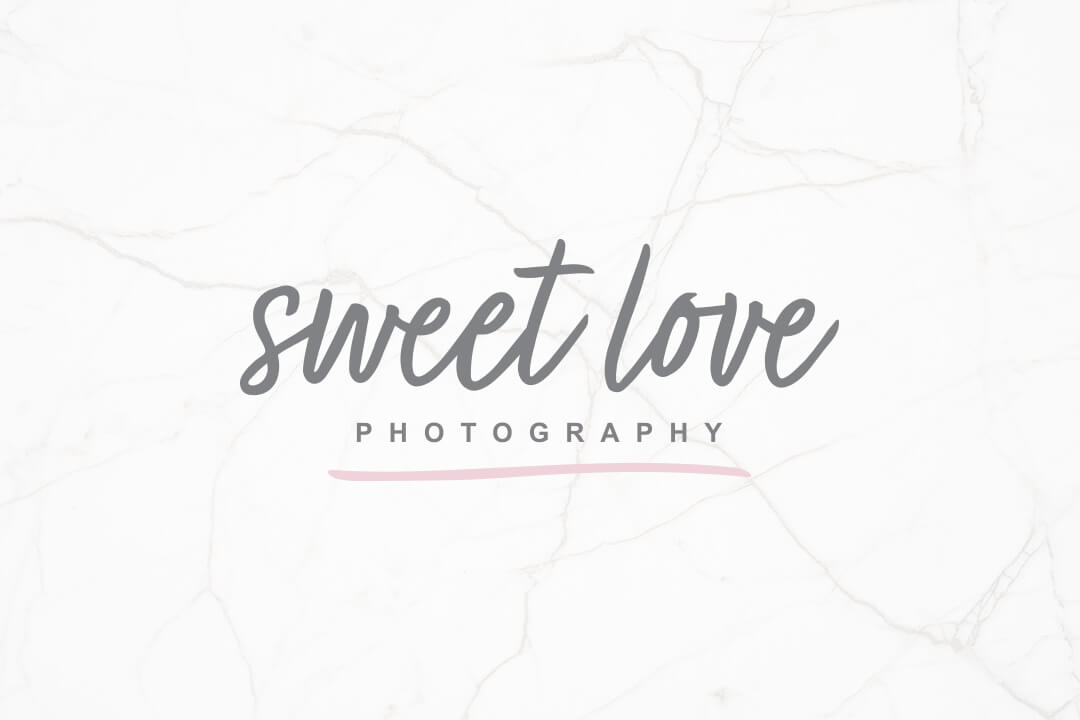 sweet love photography logo
