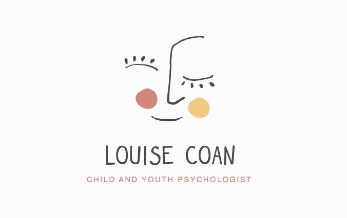 Logo Design for Louise Coan Psychologist