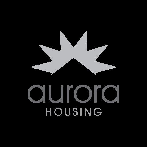 Logo Design - Aurora Housing